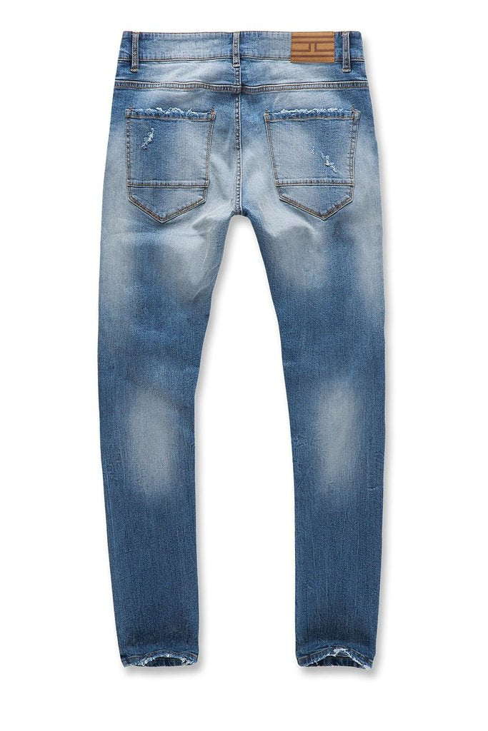 Jordan Craig Men's Legacy Jeans SEAN - LINDEN DENIM (MEDIUM BLUE) JM3399