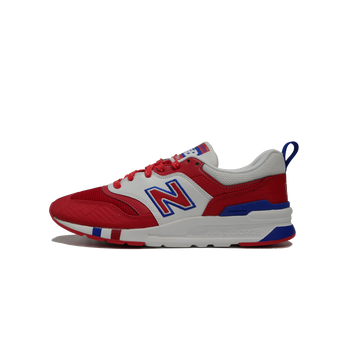 New Balance Men's 997 Red/Blue/White CM997HBZ