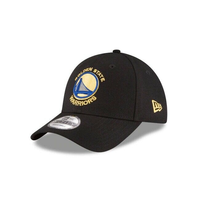 NEW ERA 9FORTY WARRIORS BLACK