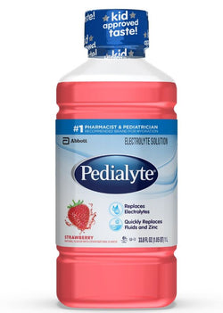 Pedialyte Electrolyte Solution Ready-to-Drink