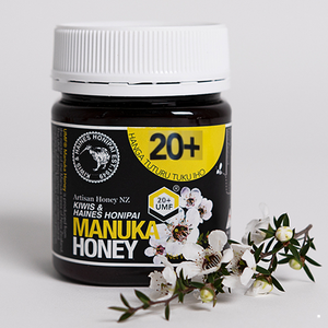 Mānuka Honey UMF 20+