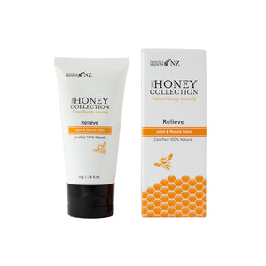 Relieve - Joint & Muscle Balm with UMF™ 12+ Manuka Honey