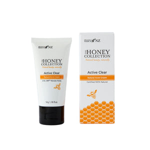 Active Clear - Natural Acne Cream with UMF™ 12+ Manuka Honey