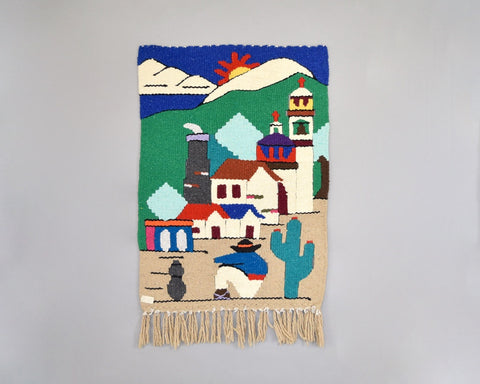 Southwestern Wall Hanging / Tapestry