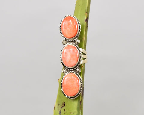 Spiny Oyster Statement Ring