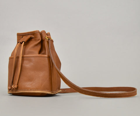 COACH Drawstring Bucket Bag