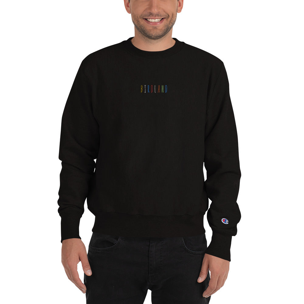 Birdland Black Sweatshirt