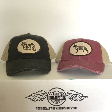 Trucker Hat Maroon