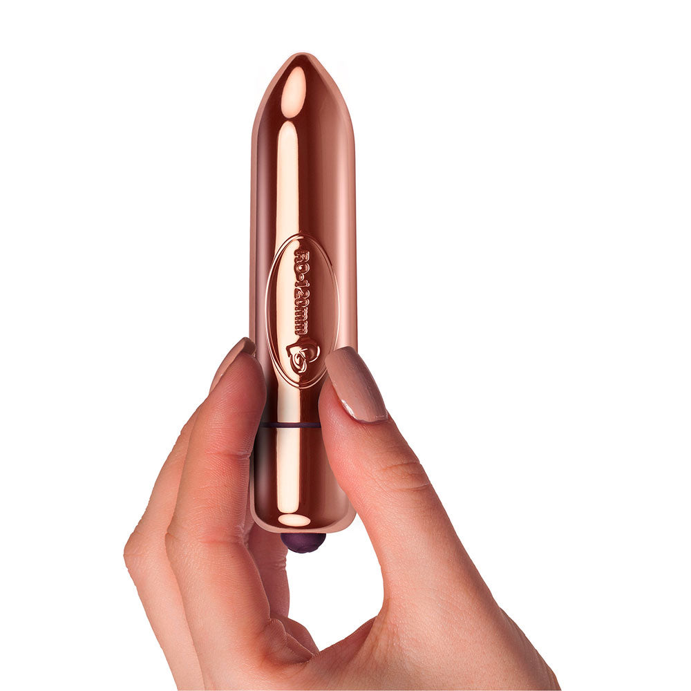 Rock Off Bullet Vibrator RO120mm Rose Gold