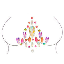 Kaia Body Jewel Stickers BODY005