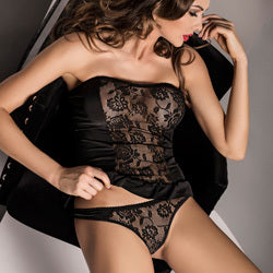 Passion Carley Set Black