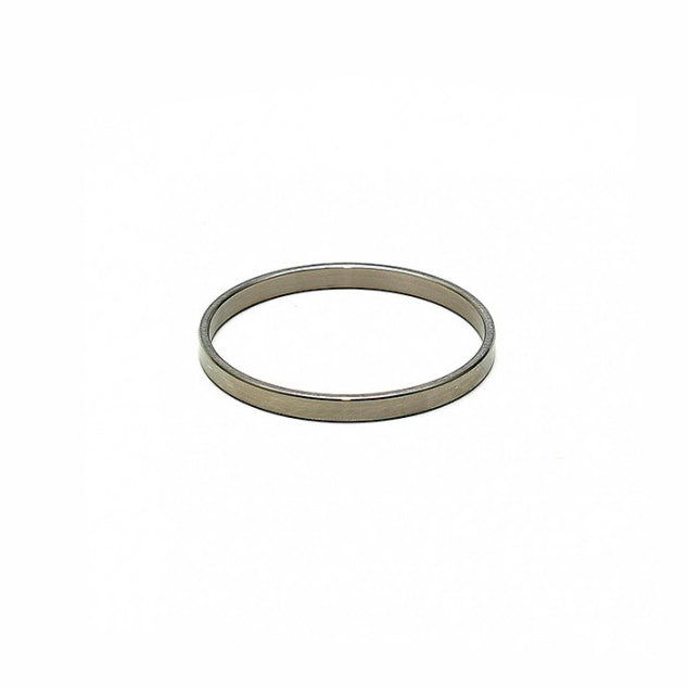 Stainless Steel Solid 0.5cm Wide 30mm Cockring