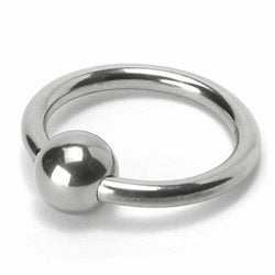 Steel Ball Head Ring