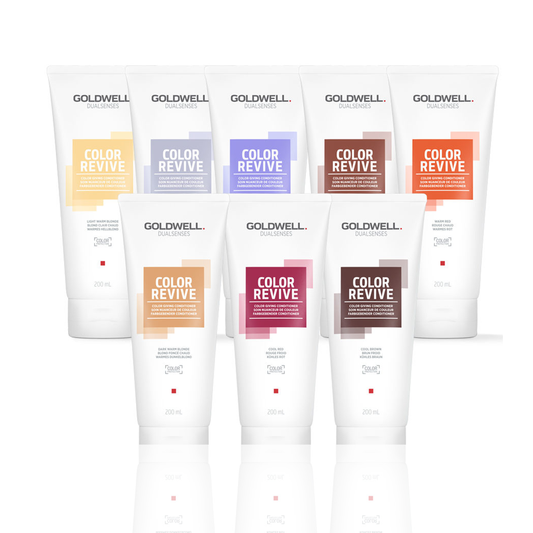 GOLDWELL Color Revive Color Giving Conditioner