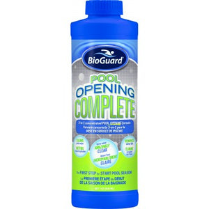 Bioguard pool opening complet 946ml 4822
