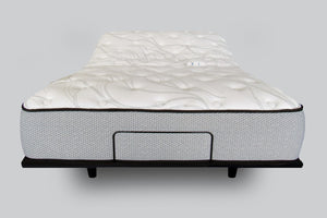 Queen Size Sanibel Plush Mattress & Adjustable Base