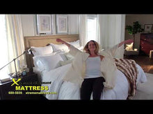 Load and play video in Gallery viewer, Aquarius Firm Mattress