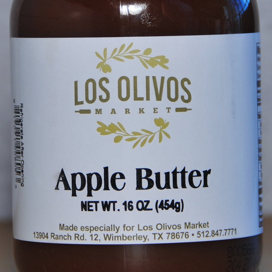 Los Olivos Apple Butter