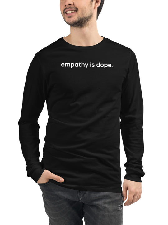 Empathy Unisex Long Sleeve Tee
