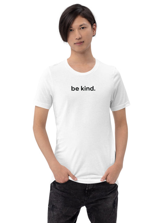 Be Kind Short-Sleeve Unisex T-Shirt