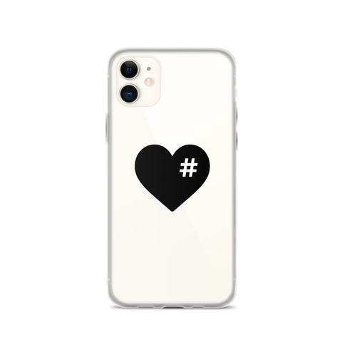 One Heart iPhone Case