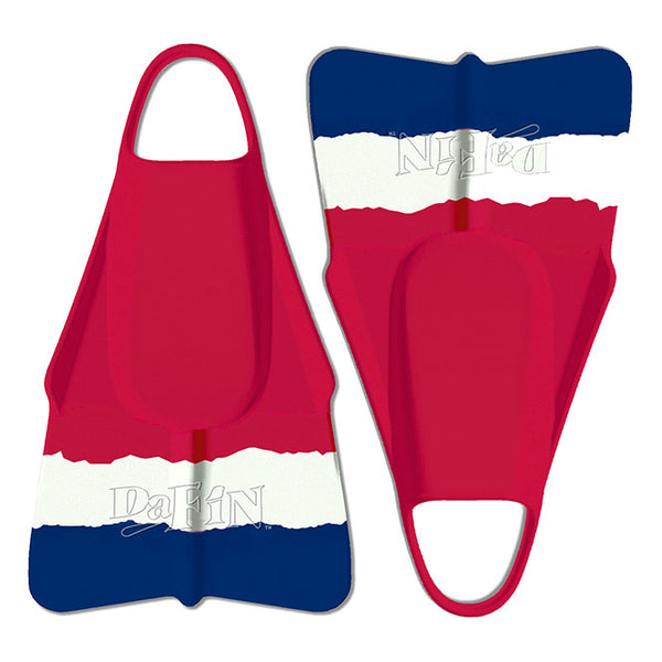 DaFiN Pro Red, White & Blue