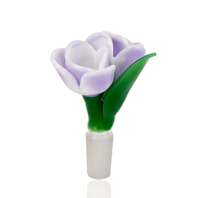 14mm Bowl - Lavender Tulip On sale