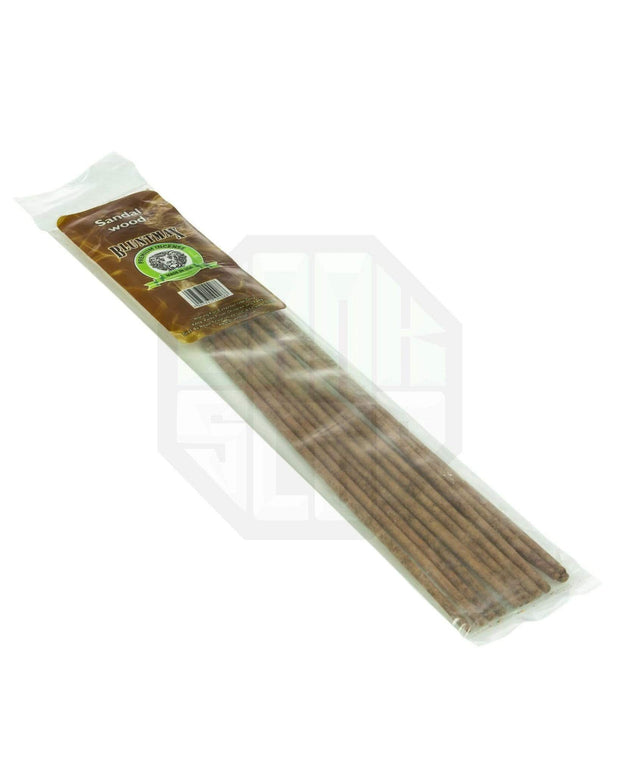 pack of incense sticks with sandal wood fragrance