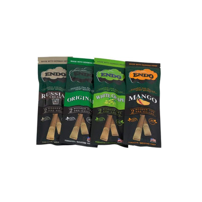 Endo Wraps Mix Flavors - 3 Pouches On sale