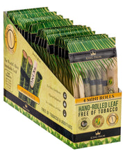 King Palm Mini Pre Rolls 24 Count Box