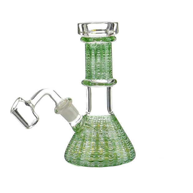 Mini wrap & rake beaker bong On sale