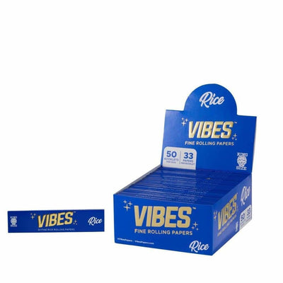 Rice King Size Rolling Papers On sale