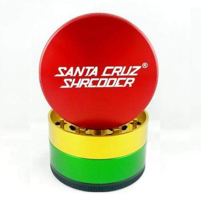 Santa Cruz Shredder Large 2.8 4 Piece Grinder On sale