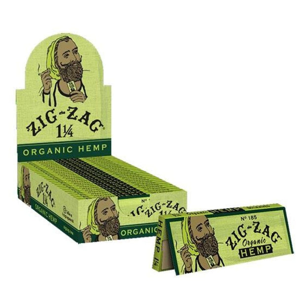 Zig-zag Organic Hemp 1 1/4 - 24ct On sale