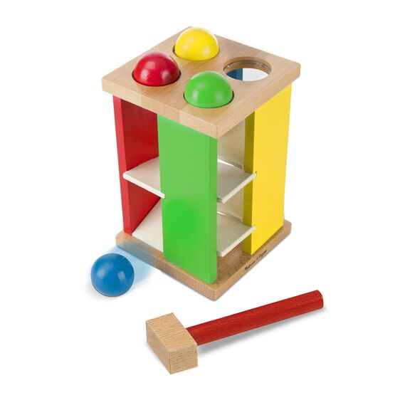 Classic Toys - Pound and Roll Tower