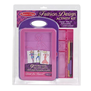 Stencil & Design Kits - Fashion Design