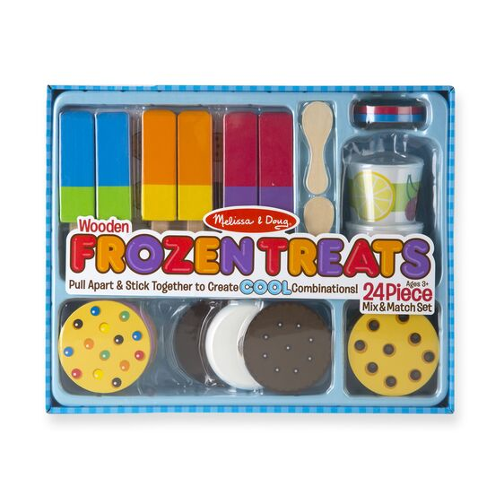 Play Food - Frozen Treats