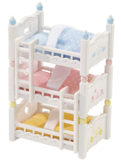 Calico Furniture - Triple Baby Bunk Beds