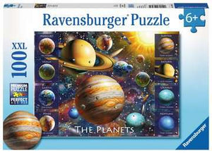 Ravensburger   100 The Planets