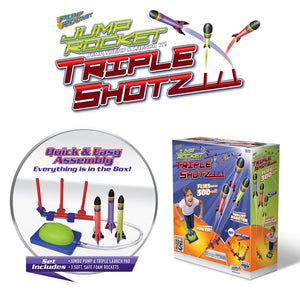 Geospace - Jump Rocket LED Triple Blast