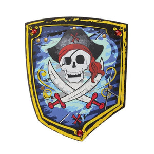 EVA - Pirate Printed Shield
