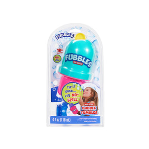 Fubbles - No Spill Bubble Tumbler