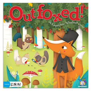 Gamewright - Outfoxed
