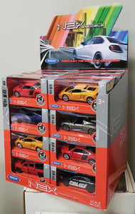 P/B Model Cars in Gift Box