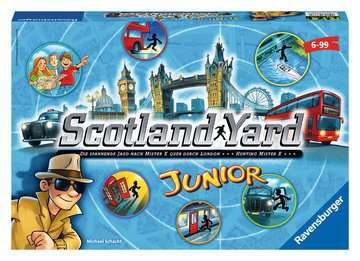 Ravensburger - Scotland Yard Junior