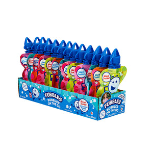 Fubbles - Bubbles on the Go 12 Pack