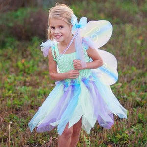 Fairy - Butterfly Dress Wings & Wand