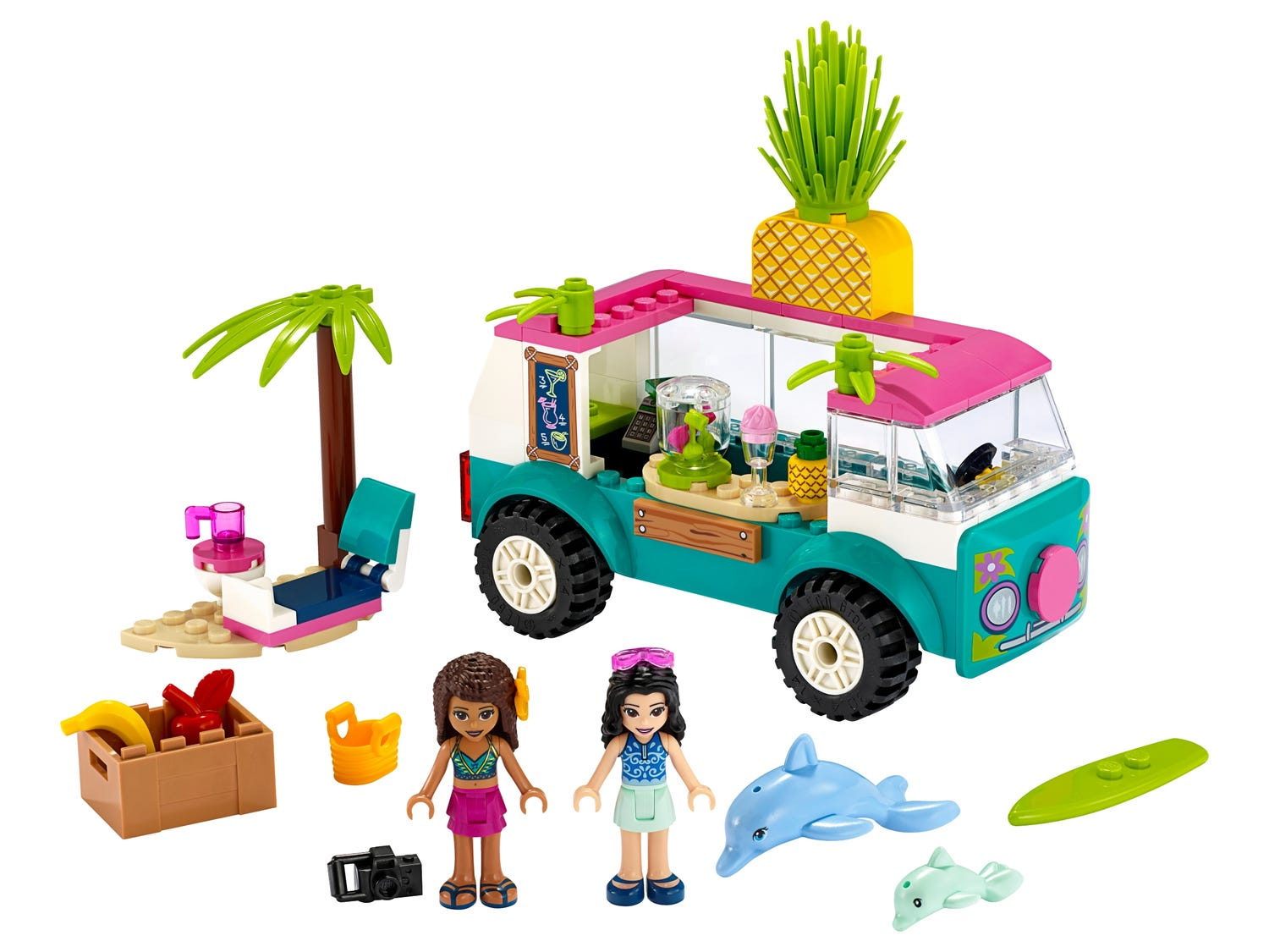 41397 Friends - Juice Truck