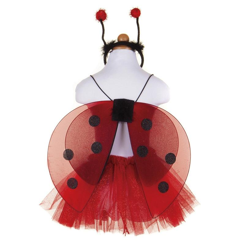 Skirt Set - Glitter Lady Bug