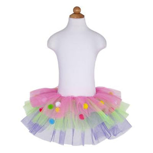 Skirts - Pom Pom Multi Coloured